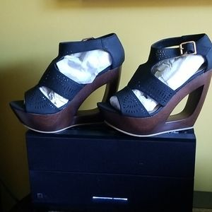 Call It Sprin Wedge Heels/Sandals